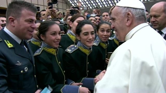 Actividades del Papa