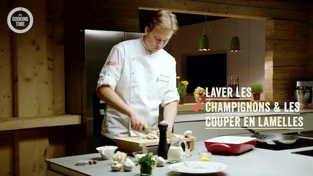Chef que fue guardia suizo enseña a r...