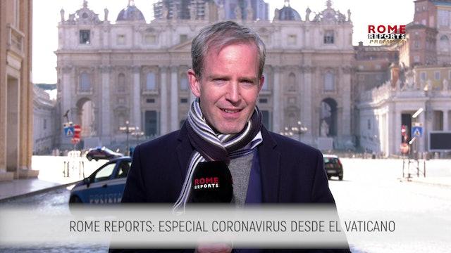 ESPECIAL CORONAVIRUS: Viernes Santo se dedicará a rezar por personas fallecidas