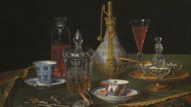 Exhibition examining time in the Baro...