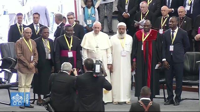 Pope Francis: the world is destructin...