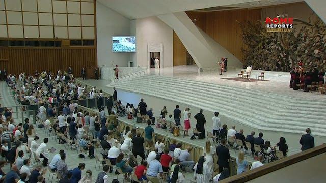 El Papa Francisco explica el nuevo pa...