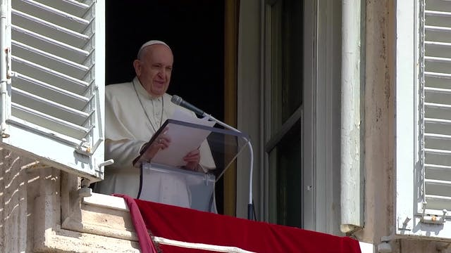 Pope Francis: What is happening in ea...