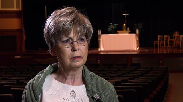 Dejó la Iglesia tras ser abusada, per...