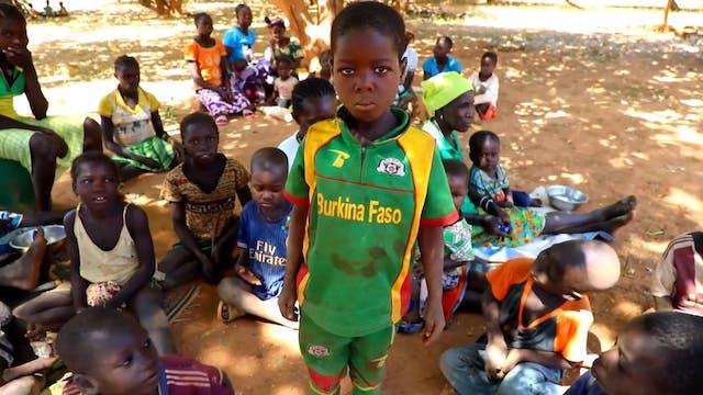 Christians in Burkina Faso continue t...