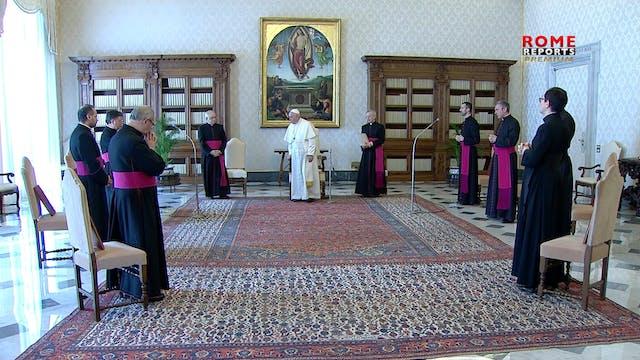 El Papa explica qué significa bienave...