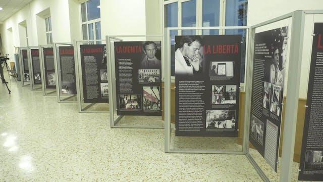 Exposición recuerda al mártir polaco ...