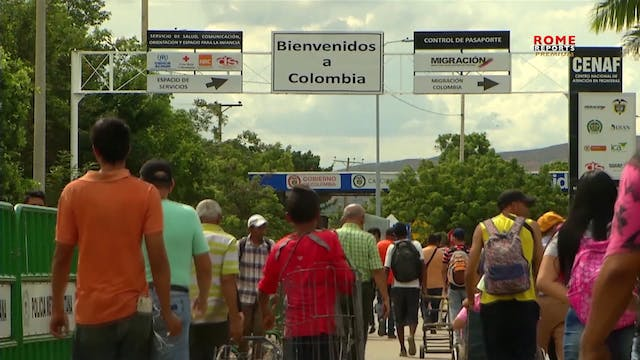 Migrants in Mexico don't give up on l...
