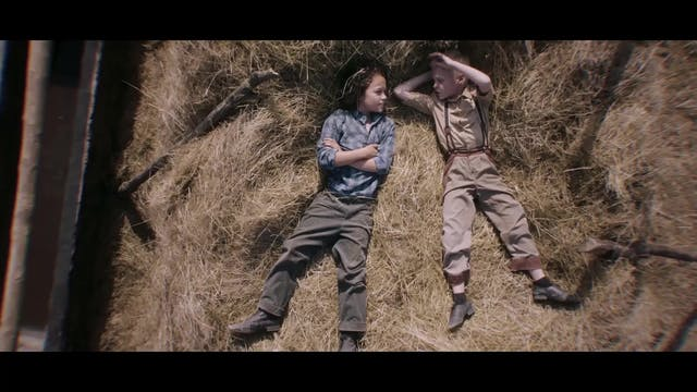 """Anton"" film juxtaposes childhood fri..."