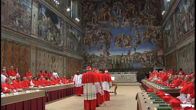¿Qué papel tienen el camarlengo y el cardenal Decano?