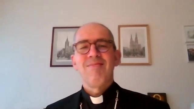 Terrorism against Christians in Europe - Msgr. Matthieu Rougé