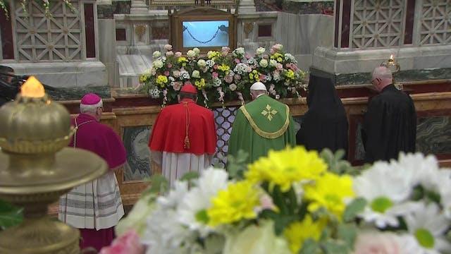 Francisco comienza la Semana de Oraci...