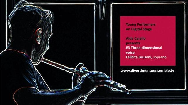 #3 Alda Caiello presents Three-dimensional voice (English available, click CC)