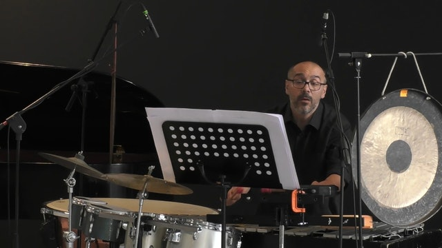 Final concert of the Online Composition Workshop held by Mauro Lanza