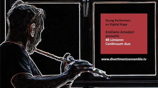 #8 Emiliano Amadori presents Limiares...