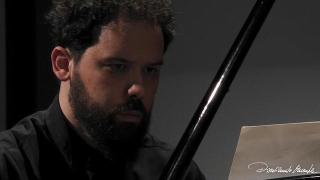 Erik Bertsch plays Tristan Murail