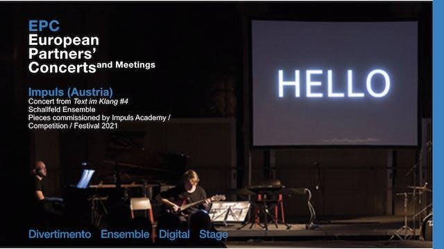 EPC - impuls, concert from Text im Kl...