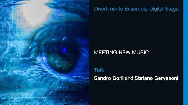 Sandro Gorli intervista Stefano Gerva...