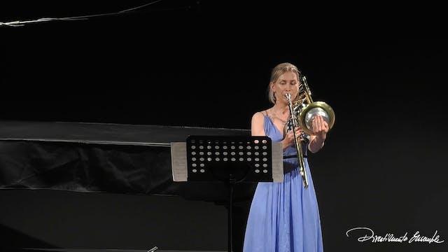 A soloist concert for saxophone, bass...