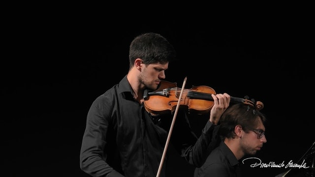Concert for violin and piano