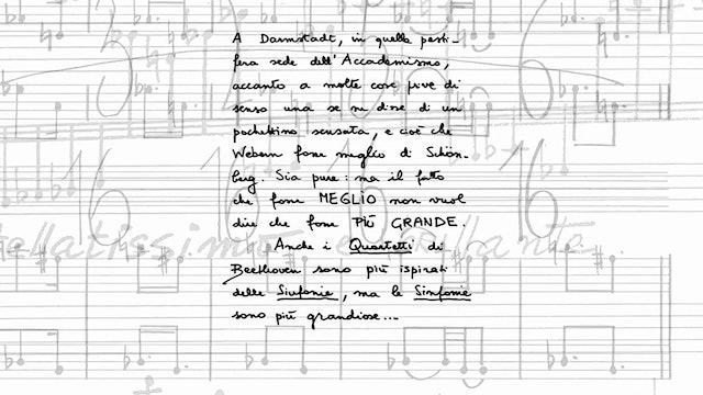 Castiglioni: Il canto ritrovato - ita only