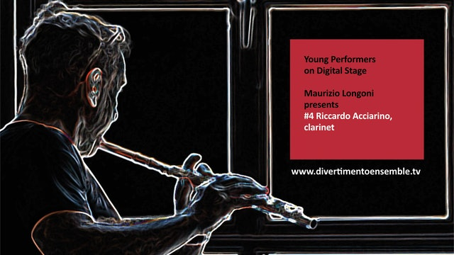 #4 Maurizio Longoni presents Riccardo Acciarino (English available, click CC)