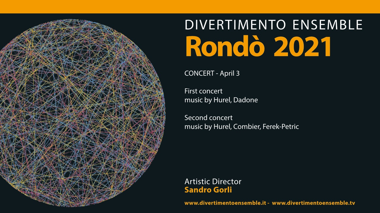 Concerts, 3 April 2021