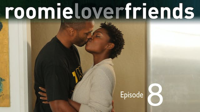 Roomieloverfriends Ep108 |And Then There Were Four...|  (S1)