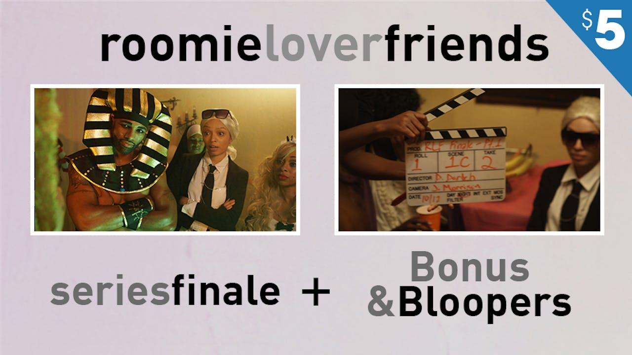 ROOMIELOVERFRIENDS | Series Finale + Bonus Features