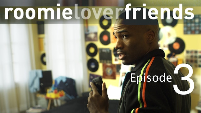Roomieloverfriends Ep103 |Cold Busted|  (S1)
