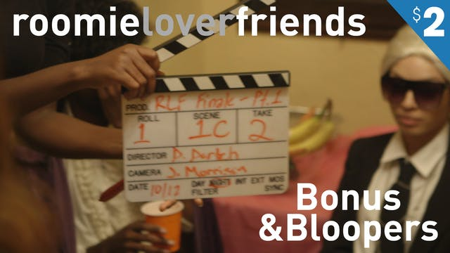 ROOMIELOVERFRIENDS | Bonus Features Only!