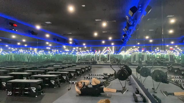 Rowing + Bodyweight | Core | Coach Na...