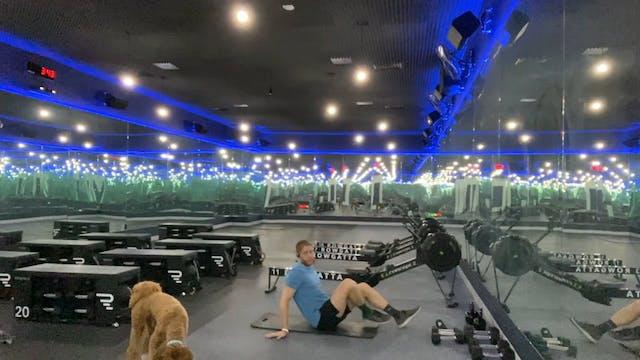 Bodyweight | Core | Coach Nadav | 8 m...