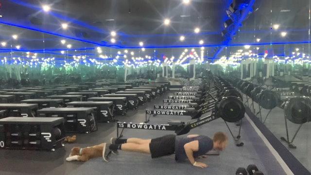 Bodyweight | Full Body | Coach Nadav | 38 minutes