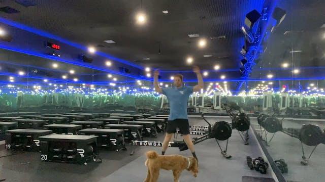 Bodyweight   Lower Body   Coach Nadav...