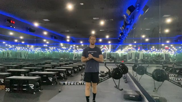 Rowing | Full Body | Coach Nadav | EM...