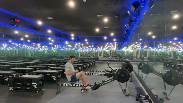 Rowing | Full Body | Coach Kenny | 20...