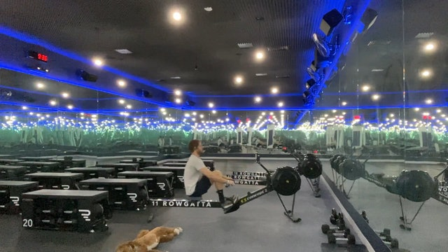 Rowing | Full Body | Coach Nadav | 20 minute AMRAP