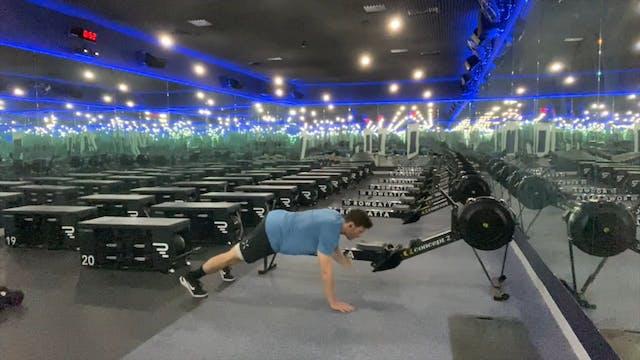 Rowing + Bodyweight | Full Body | Coa...