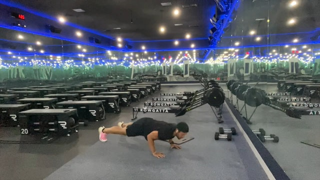 Weights (dumbbells) | Upper Body | Coach Max | 34 minutes