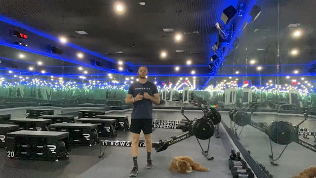 Rowing | Full Body | Coach Nadav | TA...