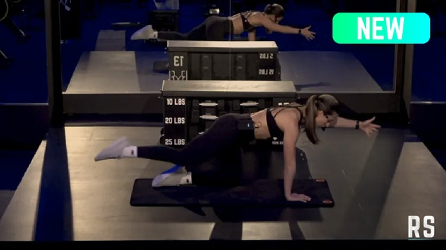 CORE10 with Talia (Bodyweight)