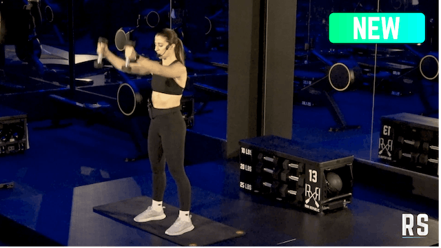 Full Body TONE30 with Talia (Dumbbells)