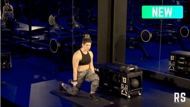 Full Body BUILD30 with Catyn (Dumbbells)