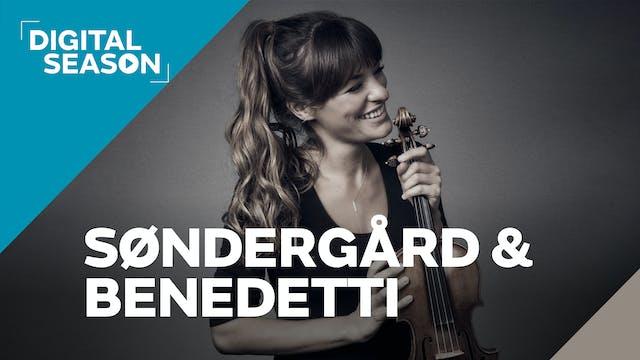 Søndergård & Benedetti: Single Ticket