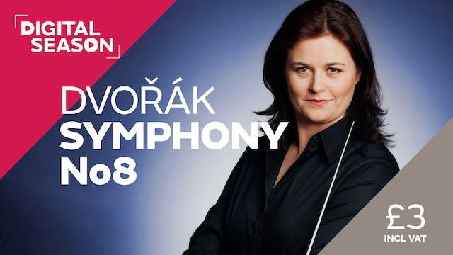 Dvořák Symphony No8: Concession Ticket