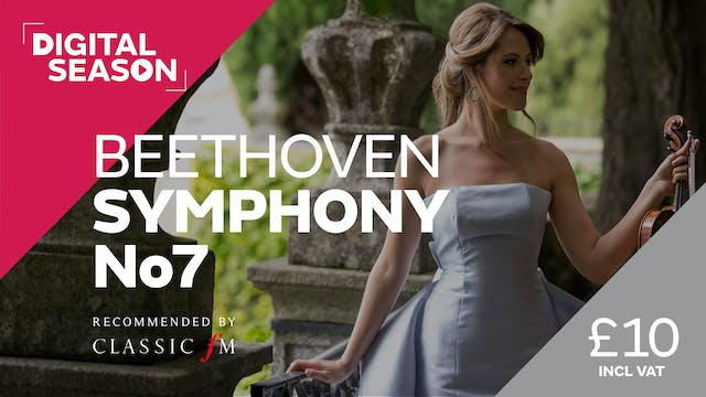 Beethoven Symphony No7: Single Ticket
