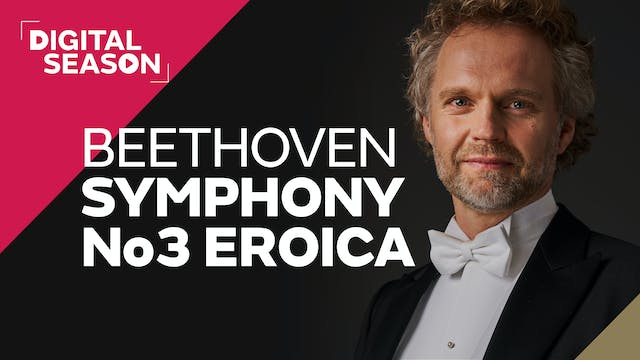 Beethoven Symphony No3 Eroica: Concession Ticket