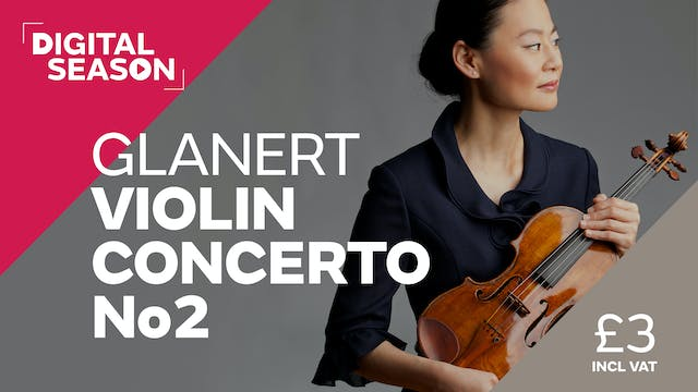 Glanert Violin Concerto No2: Concession Ticket