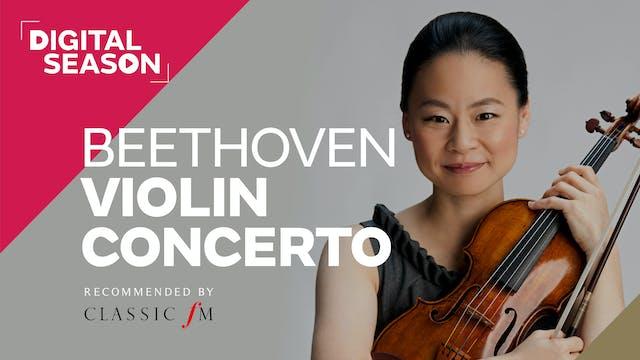 Beethoven Violin Concerto: Concession Ticket